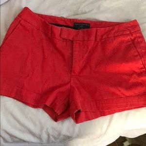 Red Banana Republic shorts
